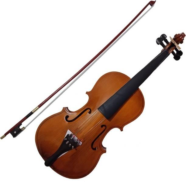 HIMANSHU MUSICALS 4/4 Classical (Modern) Violin