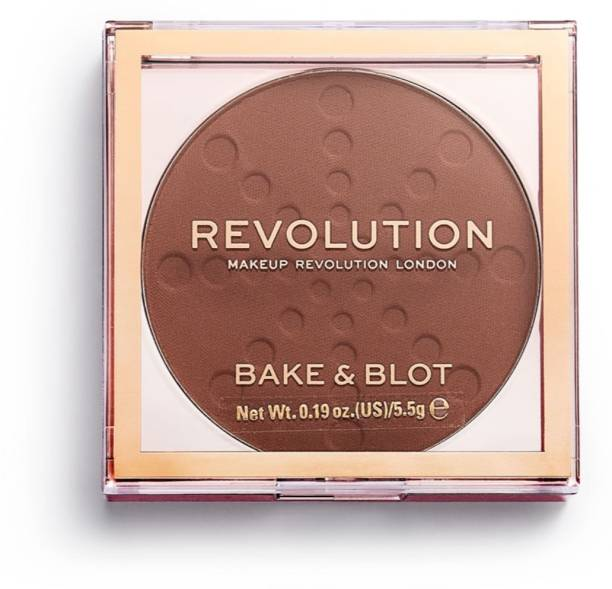 Makeup Revolution Revolution Bake & Blot Compact