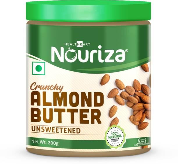 NOURIZA Almond Butter Crunchy 200 g