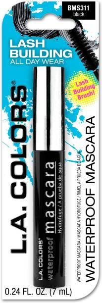 L.A. COLORS Waterproof Mascara 7 ml