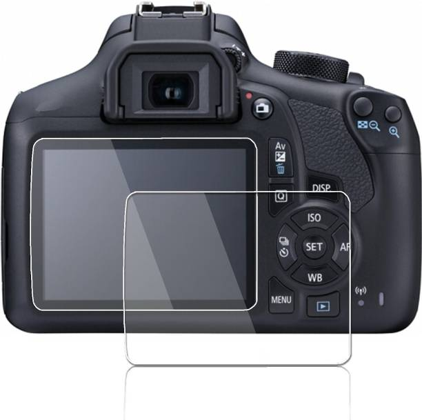 D & Y Edge To Edge Tempered Glass for Canon EOS 700D, Canon EOS 800D, Canon EOS 760D, Canon EOS 77V, Canon EOS 6DII, Canon EOS 70II, Canon EOS 80D, Canon EOS 750D