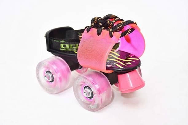 Jaspo Corby Quad Roller Skates - Size 12C UK