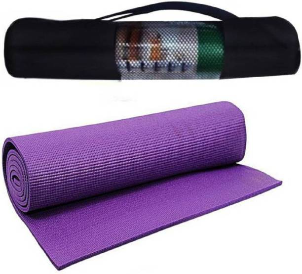 f2b47f0a120f1 Quick Shel 6MM YOGA MAT 100% EVA ECO FRIENDLY Premium Quality Purple 6 mm  Yoga