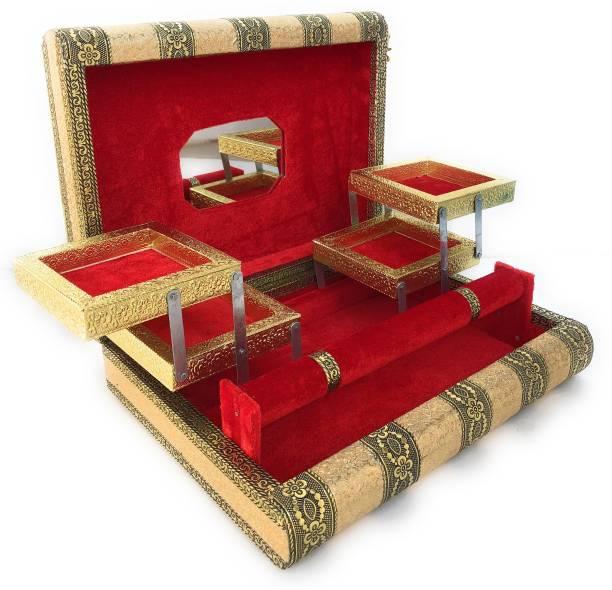 navrang Jewelry Box ,Wedding gift Box, Bangle Box , Wood Jewellery Box Wedding , Rakhi Gift Vanity Box
