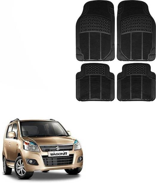 AutoKraftZ Rubber Standard Mat For  Maruti Suzuki WagonR