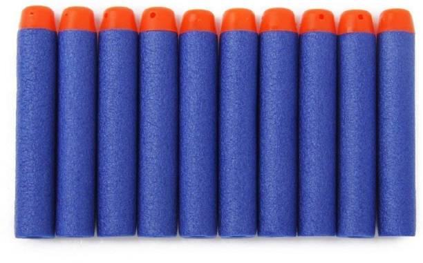 The Viyu Box Dart Bullets for N-Strike Elite Guns Soft Tip Dart