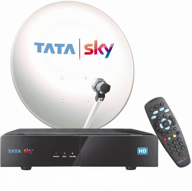 Tata Sky - Get Tata Sky HD Box Online at Best Prices in