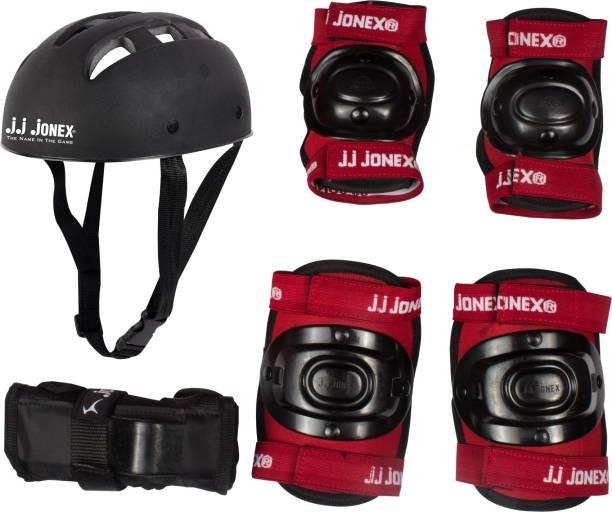 JJ Jonex Defend Protection Kit (Small) for Skating, Cycling Skating Guard Combo