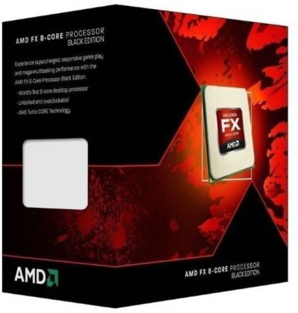 amd FX-8350 4 GHz Upto 4.2 GHz AM3+ Socket 8 Cores 8 Threads 8 MB L2 8 MB L3 Server, Desktop Processor