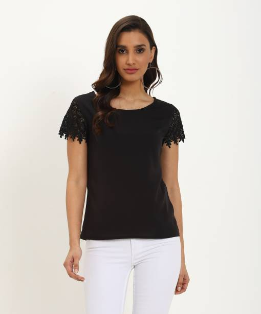 d43fe13312adc Party Tops - Buy Latest Party Wear Tops Online at Best Prices In ...
