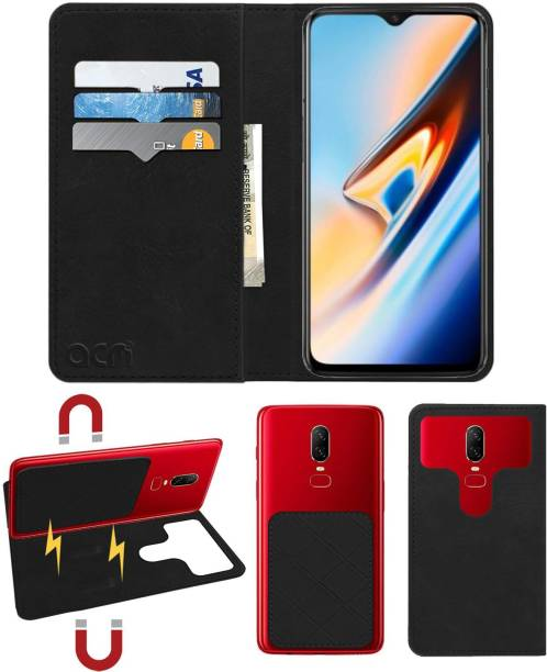 ACM Flip Cover for OnePlus 6T