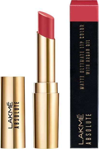 Lakmé Absolute Matte Ultimate Lip Color with Argan Oil