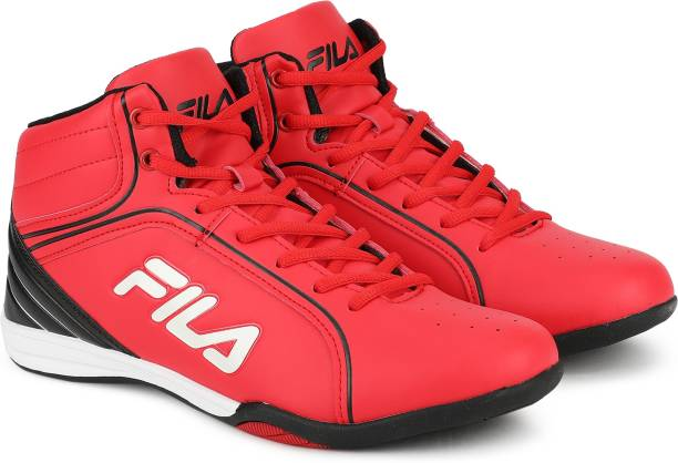 new style 8f3c0 9a63a Fila IGNISM SS 19 Basketball Shoes For Men