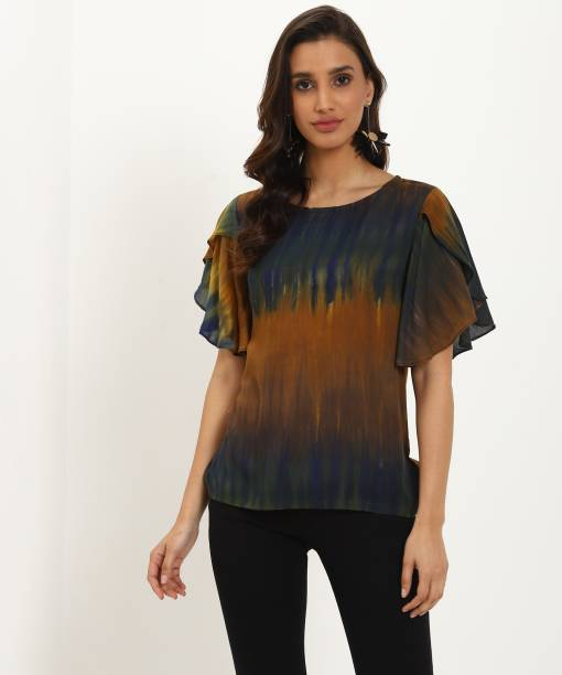 4549bfb7dd622 Party Tops - Buy Latest Party Wear Tops Online at Best Prices In ...