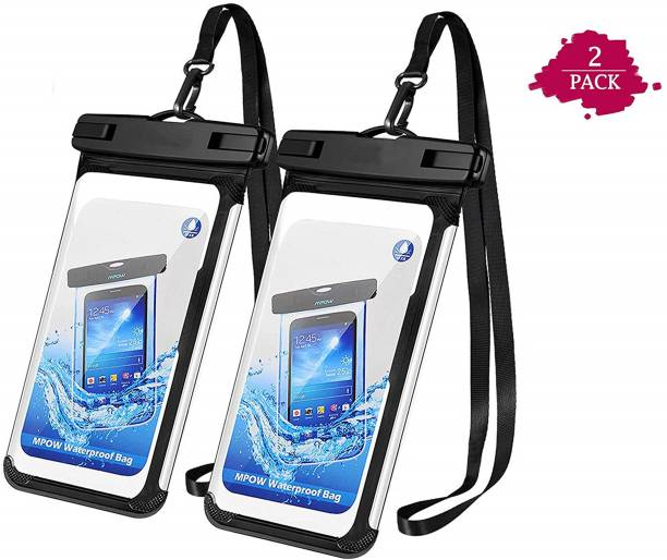 Luminous Waterproof Bag Underwater Pouch Phone Case For Iphone Samsung Galaxy Huawei Xiaomi Redmi Cell Phone Universal All Model Cellphones & Telecommunications Phone Pouch