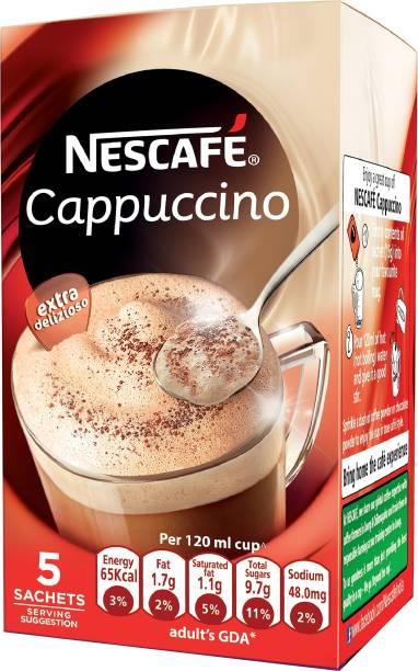 Nescafe Cappuccino Instant Coffee 100 g