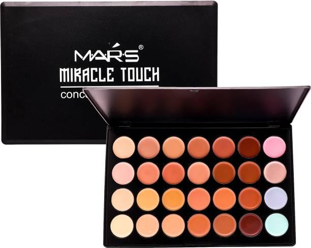 M.A.R.S Miracle Touch Concealer Contour palette Concealer