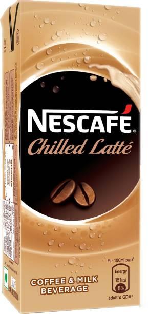 Nescafe Coffee and Milk Beverage