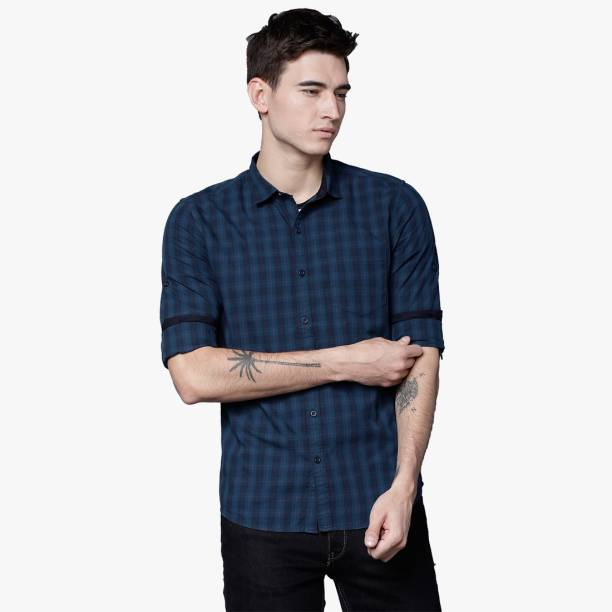 baf96f13a12 Men s Casual Shirts - Buy Casual shirts for men online at best ...
