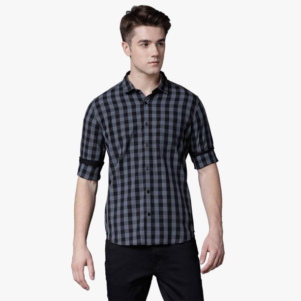 c830444360e Checkered Shirts - Buy Checkered Shirts Online at Best Prices In ...