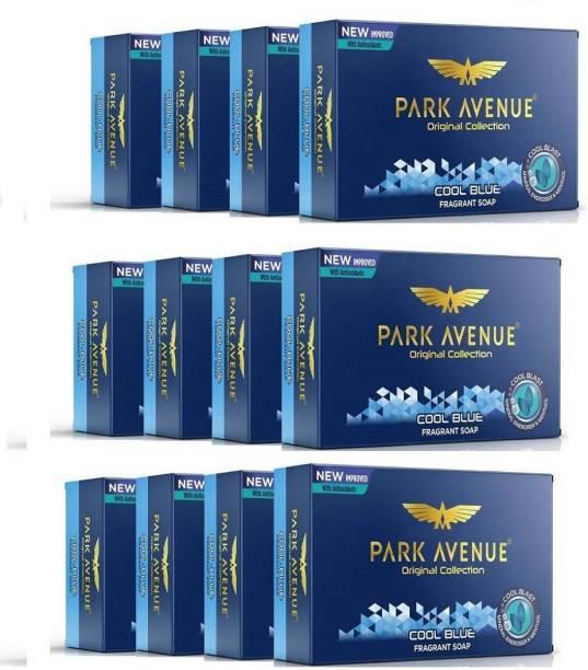 PARK AVENUE coolblue bathing soap 125g X 12
