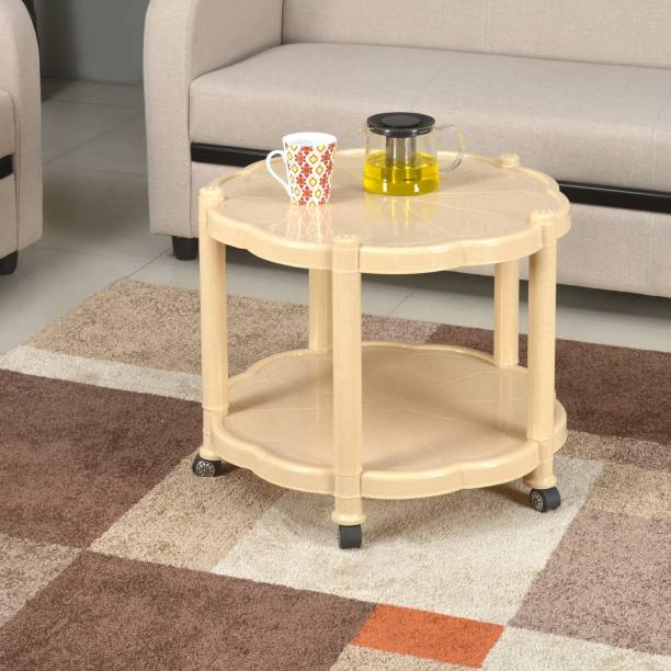 Nilkamal Centble 3 Plastic Coffee Table