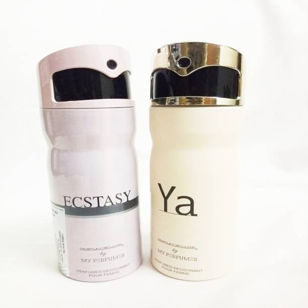 PARFUMDELUXE ECSTASY AND YA Deodorant Spray  -  For Women