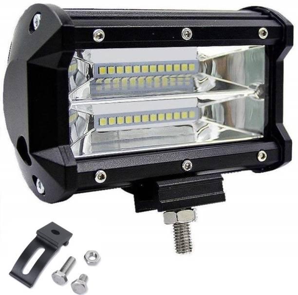 SONSOU LED Fog Lamp Unit for Yamaha, Honda, Maruti Suzuki, KTM, Hyundai Thar, Swift Dzire