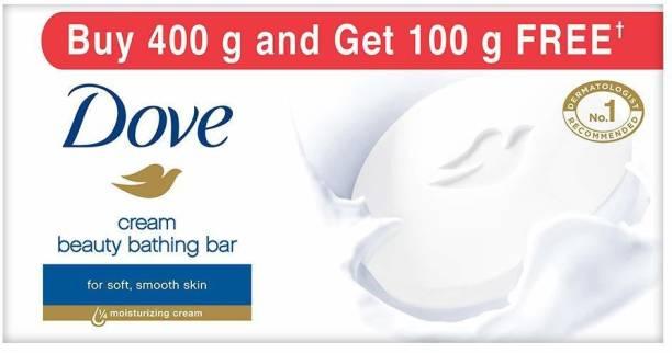 DOVE Cream Beauty Bathing Soap
