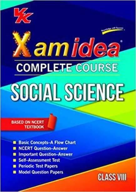 Xam Idea Social Science Class-8