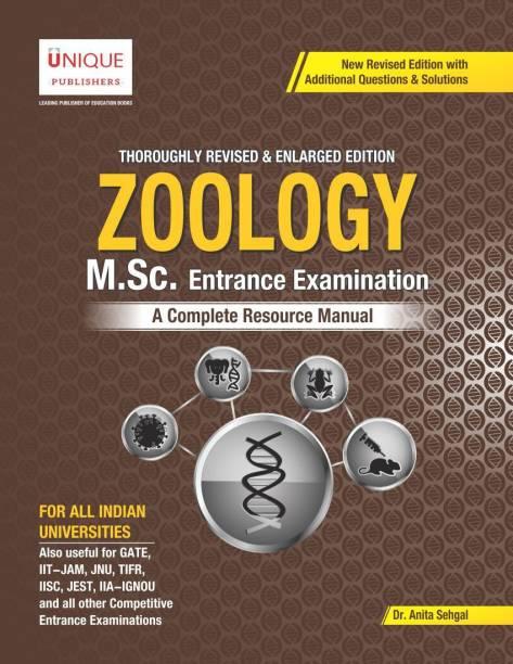 M.Sc. Zoology