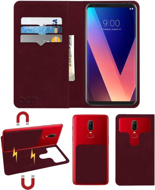 ACM Flip Cover for Lg V30+