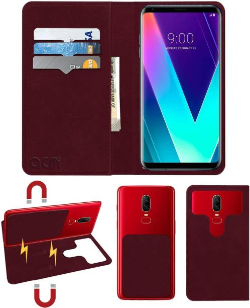 ACM Flip Cover for Lg V30s+ Thinq