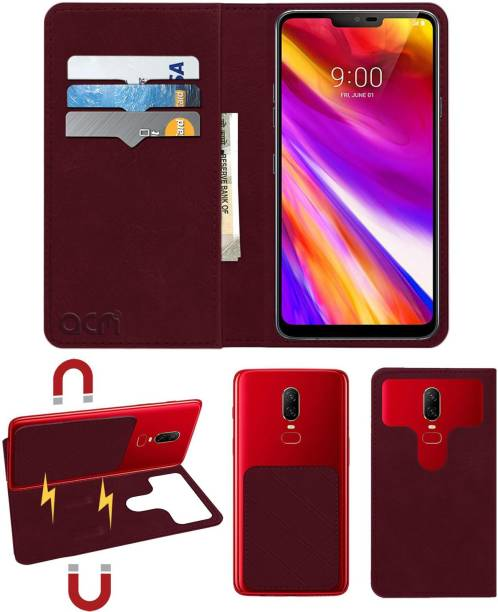 ACM Flip Cover for Lg G7 Thinq