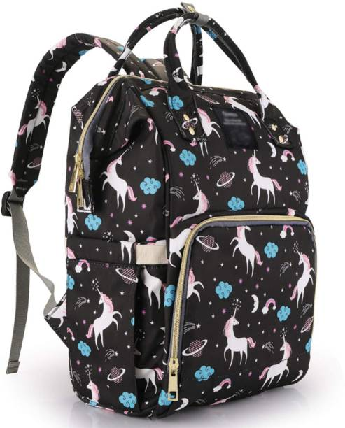 a2c4e6bc2e PackNBuy Diaper Baby Bag Backpack Trendy Unicorn Mother Travel Organizer
