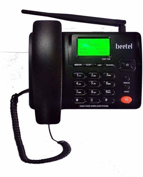 Beetel F2N Wireless GSM Landline Phone Corded Landline Phone
