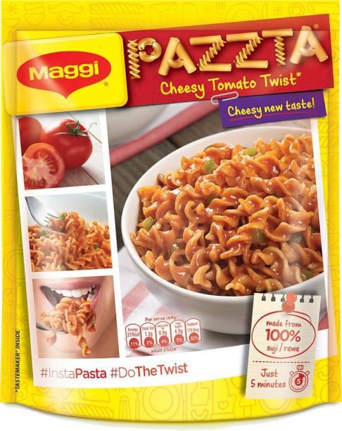 Maggi Cheesy Tomato Twist Pasta