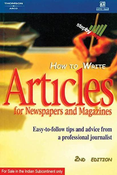 How To Write Articles For Newspapers & Magazine PB