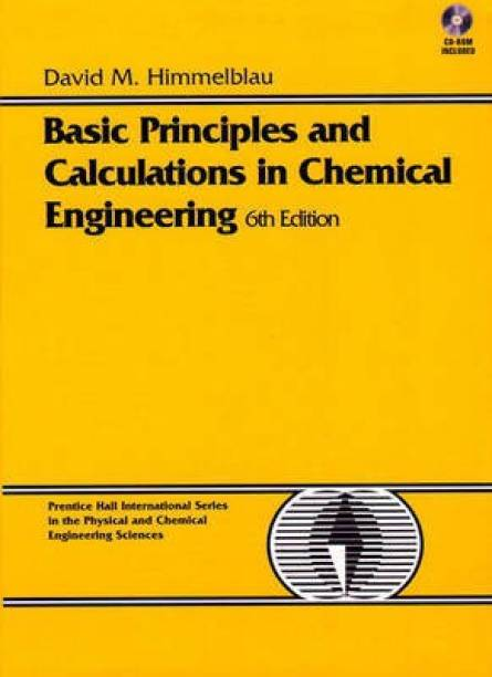Basic Principles and Calculations in Chemical Engineering (BK/CD)
