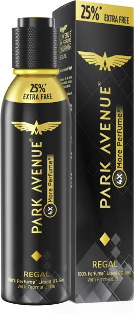 PARK AVENUE Impact Regal Perfumed Deodorant Spray  -  For Men