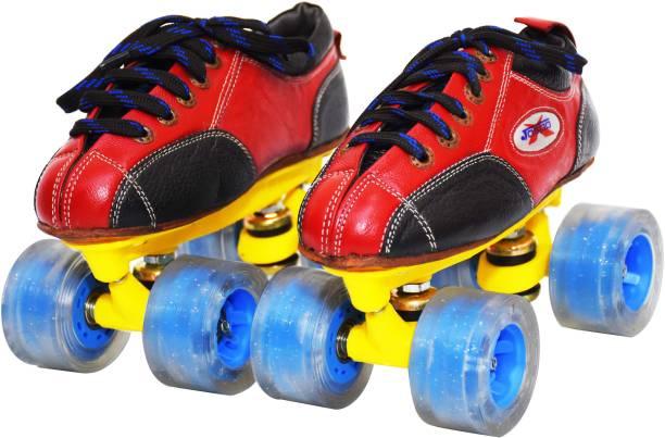 Jaspo pro-30 Quad Shoe Skates(uk size-3) Quad Roller Skates - Size 3 UK