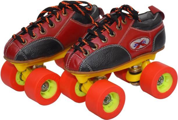 Jaspo pro-30 Quad Shoe Skates(uk size-4) Quad Roller Skates - Size 4 UK