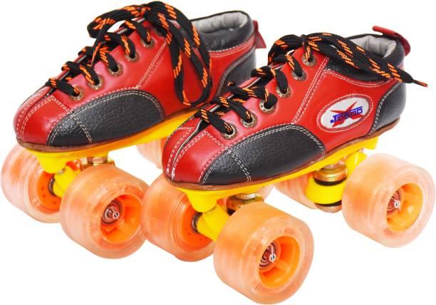 Jaspo pro-30 Quad Shoe Skates(uk size-2) Quad Roller Skates - Size 2 UK