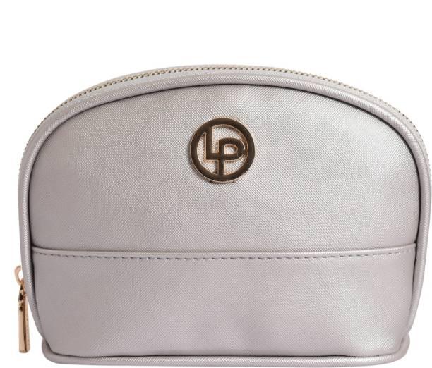 LINO PERROS Women Casual Grey Artificial Leather Wallet
