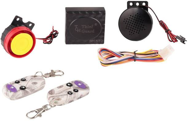 AutoPowerz One-way Bike Alarm Kit