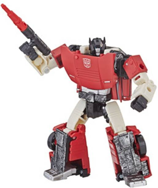TRANSFORMERS Generations War for Cybertron: Siege Deluxe ClassWFC-S10