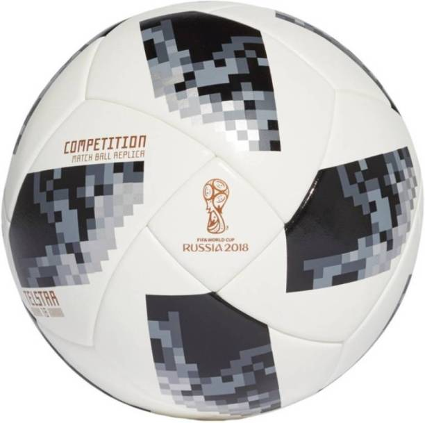 ADIDAS World Cup-2018 Competition Football - Size: 5