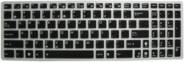 SCM Keyboard skin for A555LA, A553SA, A540LA, F554MA, E502MA, GL502VT , G501VW , K555LB, R556LA, X551MA, R558UF, R510JX, UX501VW LAPTOP Keyboard Skin