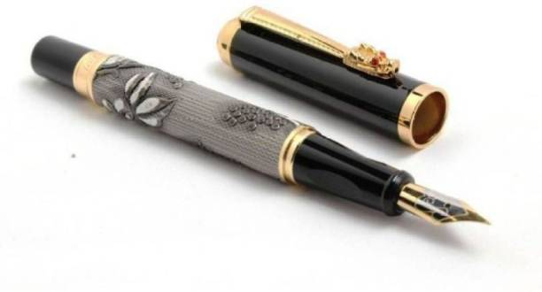 Hayman Dikawen 24 CT Gold Plated Fountain Pen