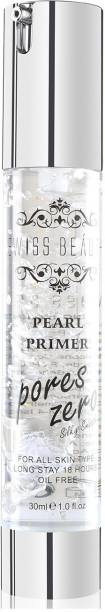 SWISS BEAUTY Pearl Primer Pores Zero Face Primer Gel 30 ml Primer  - 30 ml
